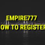 図解!エンパイアカジノの登録方法4ステップ