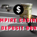 簡単5ステップ!エンパイアカジノの入金不要ボーナス取得方法